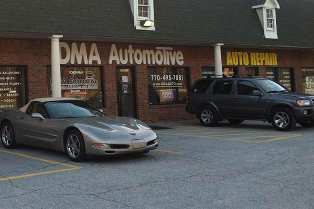 DMA Automotive Shop